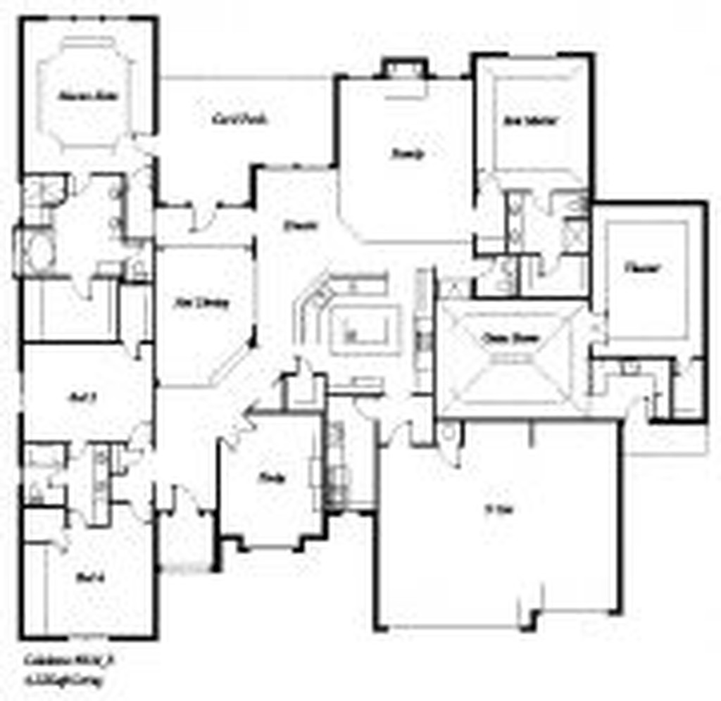 Caledonia 4,125 sq ft (mol)
